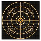 Big Burst Targets 12 Sight In