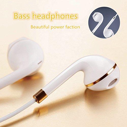 wanhuixing JZ009 In-Ear Kopfhörer, Handy und Computer verdrahtet Headset Gilt für Apple iPhone / Android / Samsung (Farbe (Kostüm Tragen Ein Schildkröte)