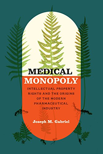 Medical Monopoly: Intellectual Property Rights and the Origins of the Modern Pharmaceutical Industry (Synthesis) (English Edition)