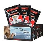 Caffè KIMBO - Kaffee Kapseln premium italienischen Kaffee ESE 44mm - ESPRESSO NAPOLI Mischung 500 Kapseln …