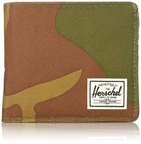 Herschel Hans Coin XL RFID Wallet Woodland Camo - Xl Woodland Camo