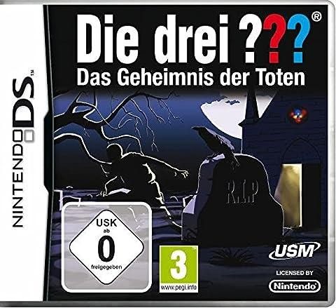 Die drei ??? - Das Geheimnis der Toten - [Nintendo DS]
