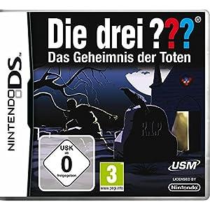 Die drei ??? – Das Geheimnis der Toten – [Nintendo DS]