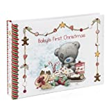 Me to You Tiny Tatty Teddy Fotoalbum Baby 's First Christmas, mehrfarbig
