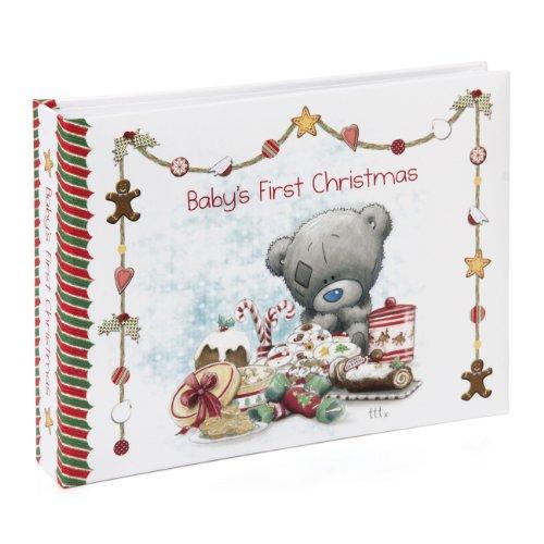 Me to You Tiny Tatty Teddy Fotoalbum Baby 's First Christmas, mehrfarbig