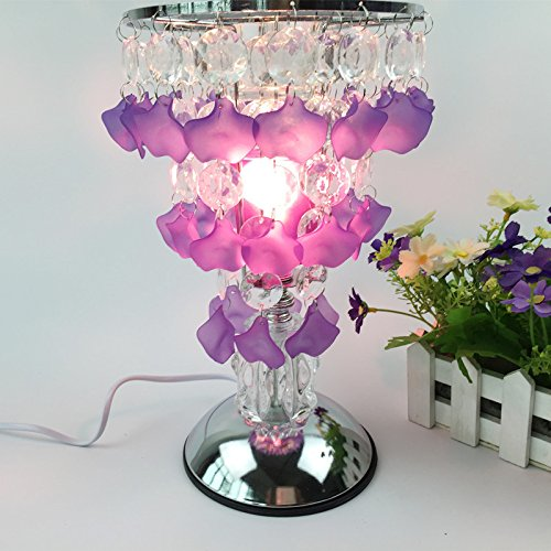 CLG-FLY Nuovo petali volare spina cavo indirizzo perline sensibile al tocco decorativo fragranza lampada lampada creativo