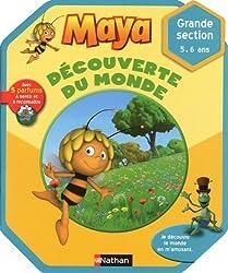 Maya l'abeille - Découverte du monde - 5/6 ans