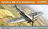 Eduard Plastic Kits 70126Model Kit Spitfire Mk. XVI Bubbletop Professional Pack