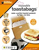 from Toastabags Toastabags 100 Use Twin Pack, Gold Model 105165987