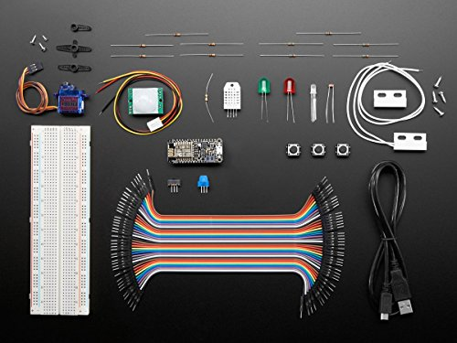 Microsoft Azure IoT Starter Kit w/ Adafruit Feather HUZZAH