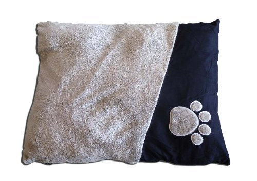 emma-barclay-paw-pet-bed-pillow-black-68-x-91-cm