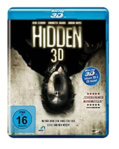 Hidden [3D Blu-ray]
