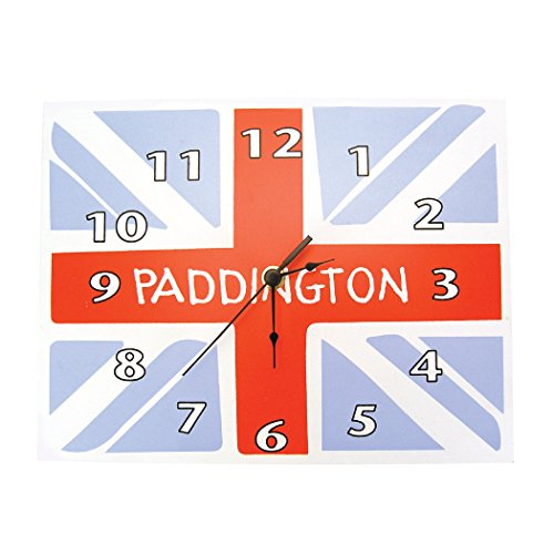 Trend Lab Paddington Bear orologio da parete