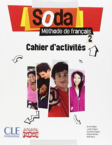 Bach 2 - Frances Cahier - Soda - 9788467886931 por Aa.Vv.