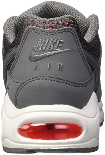 Nike  Wmns Air Max Command, Gymnastique  femme Gris - Grigio (Cool Grey/Cl Grey/Brght Crmsn)