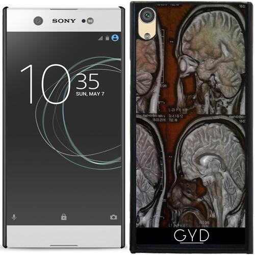 DesignedByIndependentArtists Hülle für Sony Xperia XA1 - Die Roswell Archiv by Lucia