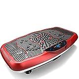 CL- Ultradünne Vibrationsplatte Heimsport Abnehmen Ausrüstung Vibration Gewichtsverlust Fleischmaschine - Zwei Farben optional (780X430X140mm) Vibrationsplatte (Farbe : A)