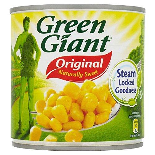 Vert Niblets géants origine Maïs doux (340g) - Paquet de 6