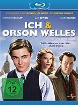 Ich & Orson Welles [Blu-ray] hier kaufen