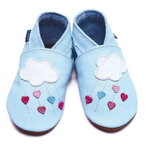 Inch Blue, Jungen Babyschuhe - Lauflernschuhe  Blau 17-18 cm
