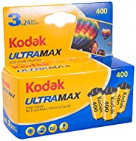 Kodak 6034052 Ultramax 400 135/24 Film (Pack of 3) from Kodak