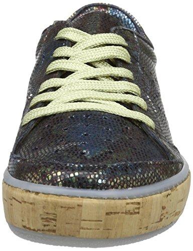 Mjus - 876101-0102-6098, Scarpe da ginnastica Donna Mehrfarbig (Blu)