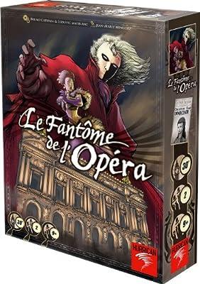 Hurrican - Fop01Ml - Jeu De Plateau - Le Fantôme De L'Opéra