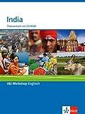 India: Themenheft mit CD-ROM (Abi Workshop Englisch)