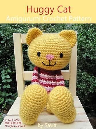 Pattern Cat Mobile, Cat Crochet amigurumi pattern, PDF crochet ... | 445x334