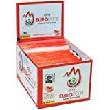 Panini Euro 2008 football Stickers Box - 100 Sealed Packets