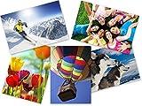 STAMPA PROFESSIONALE 100 FOTO DIGITALI 10x15 SU CARTA LUCIDA - 100 FOTO 10x15