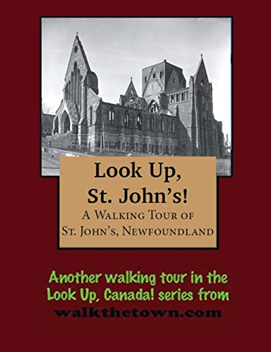 a-walking-tour-of-st-johns-newfoundland-english-edition