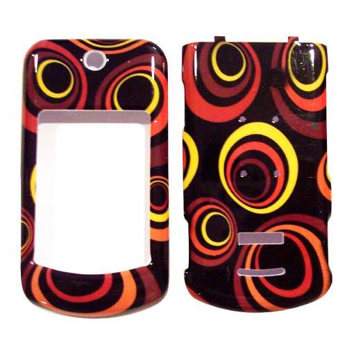 Schutzschale für Motorola W755 Groove (Hartplastik, zum Aufstecken)