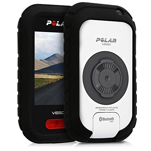 kwmobile Funda para Polar V650 - Carcasa de [Silicona] para GPS -...