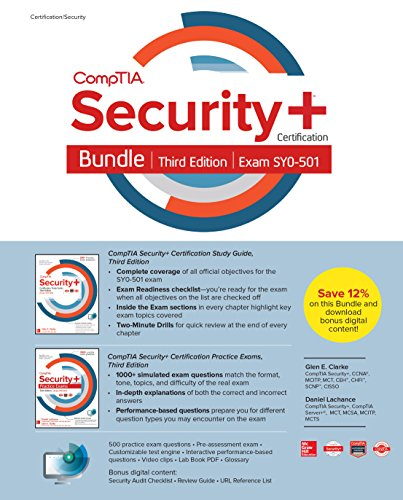 CompTIA Security+ Certification Bundle, Third Edition (Exam SY0-501) (English Edition) - Netzwerke, Wireless-bundle