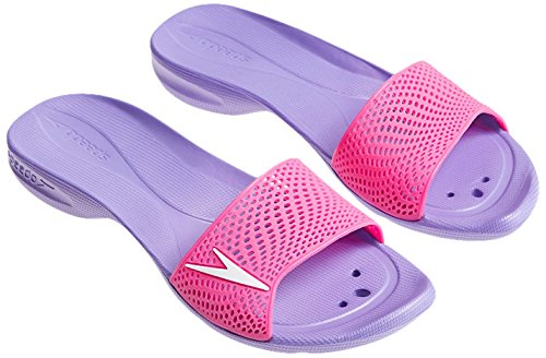 Speedo Atami Ii Max Af Scarpe, Purple/Pink, 7 UK (40,5 IT)