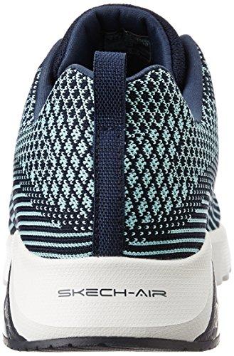Skechers (SKEES) Flex Appeal 2.0-high Energy, baskets sportives femme bleu (BLLM)