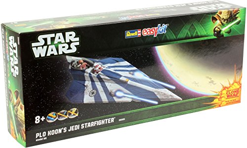 Star Wars Plo Koon's Jedi Starfighter Easykit for sale  Delivered anywhere in UK