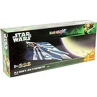 Revell Plo Koon's Jedi Starfighter Assembly kit Spaceplane - maquetas de naves espaciales (Assembly kit, Spaceplane, Principiante, Multicolor)