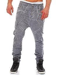 Red Bridge Herren Jeans / Straight Fit Jeans Emblem
