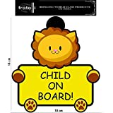 FRATELLI Baby On Board (Lion Child on Board)