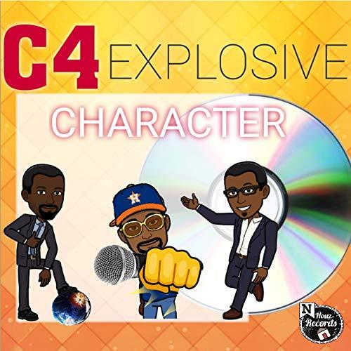 C4 Explosive Character
