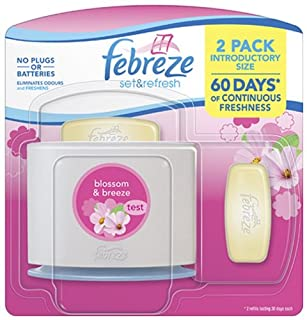 Febreze Set and Refresh Blossom and Breeze Air Freshener Starter Kit (B004JVCI6K) | Amazon price tracker / tracking, Amazon price history charts, Amazon price watches, Amazon price drop alerts