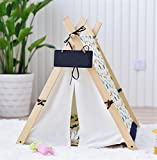 AnGe Pet Kennels Pet Play House Dog Play tente chat / chien lit