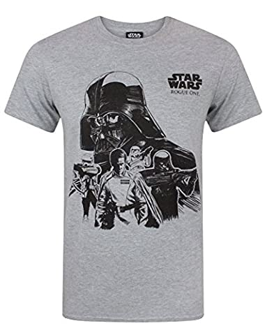 Star Wars Rogue One Empire Men's T-Shirt (XXXL)