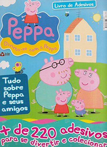 Peppa Pig. Livro de Adesivos