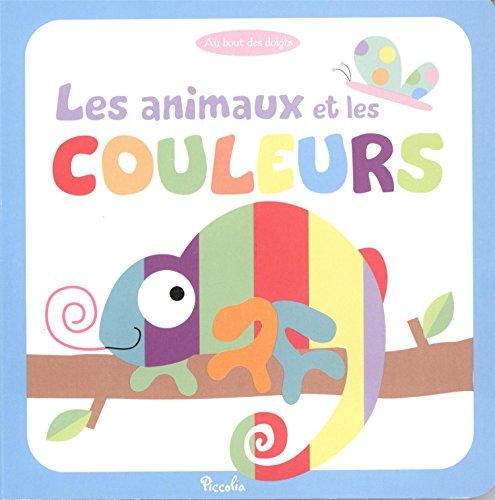 Les animaux et les couleurs