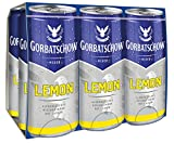 Gorbatschow & Lemon Wodka Dose 6er-Pack (6 x 0.33 l)
