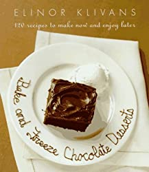 120 Chocolate Desserts to Bake, Nibble, by Elinor Klivans (1997-09-02)
