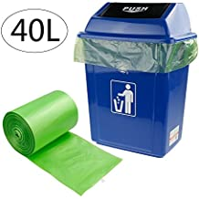 Annkky 40 litros bolsas de basura, 125